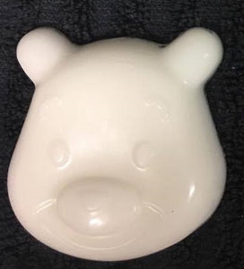 Handcrafted Artisan Pooh Bear Kids Goats Milk Soaps