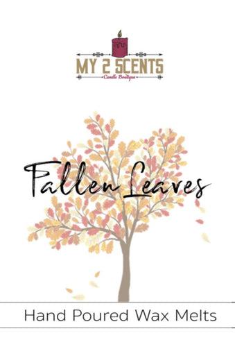 Fallen Leaves Wax Melt