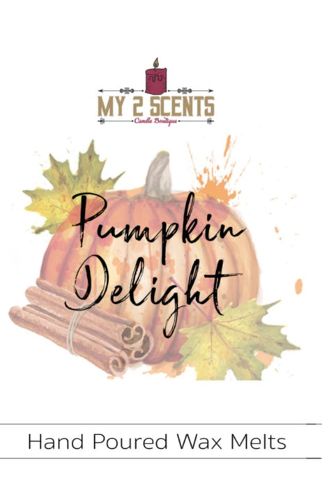 Pumpkin Delight Wax Melt