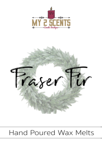 Fraser Fir Wax Melt