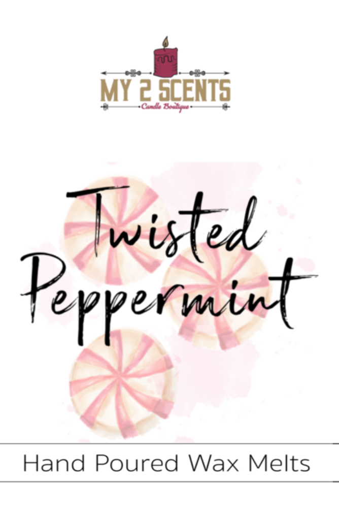 Twisted Peppermint Wax Melt