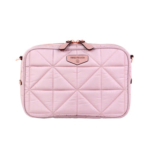 12Little Diaper Clutch in Blush Pink