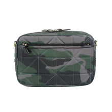 12Little Diaper Clutch in Camo Print
