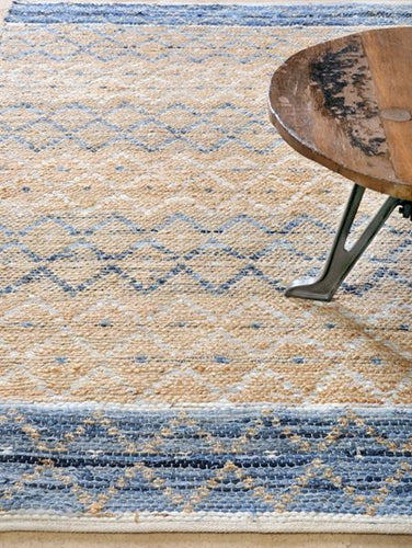 Ivana Carpet Blue