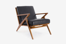 Load image into Gallery viewer, Amager Lounge Chair - Mahogany Stain