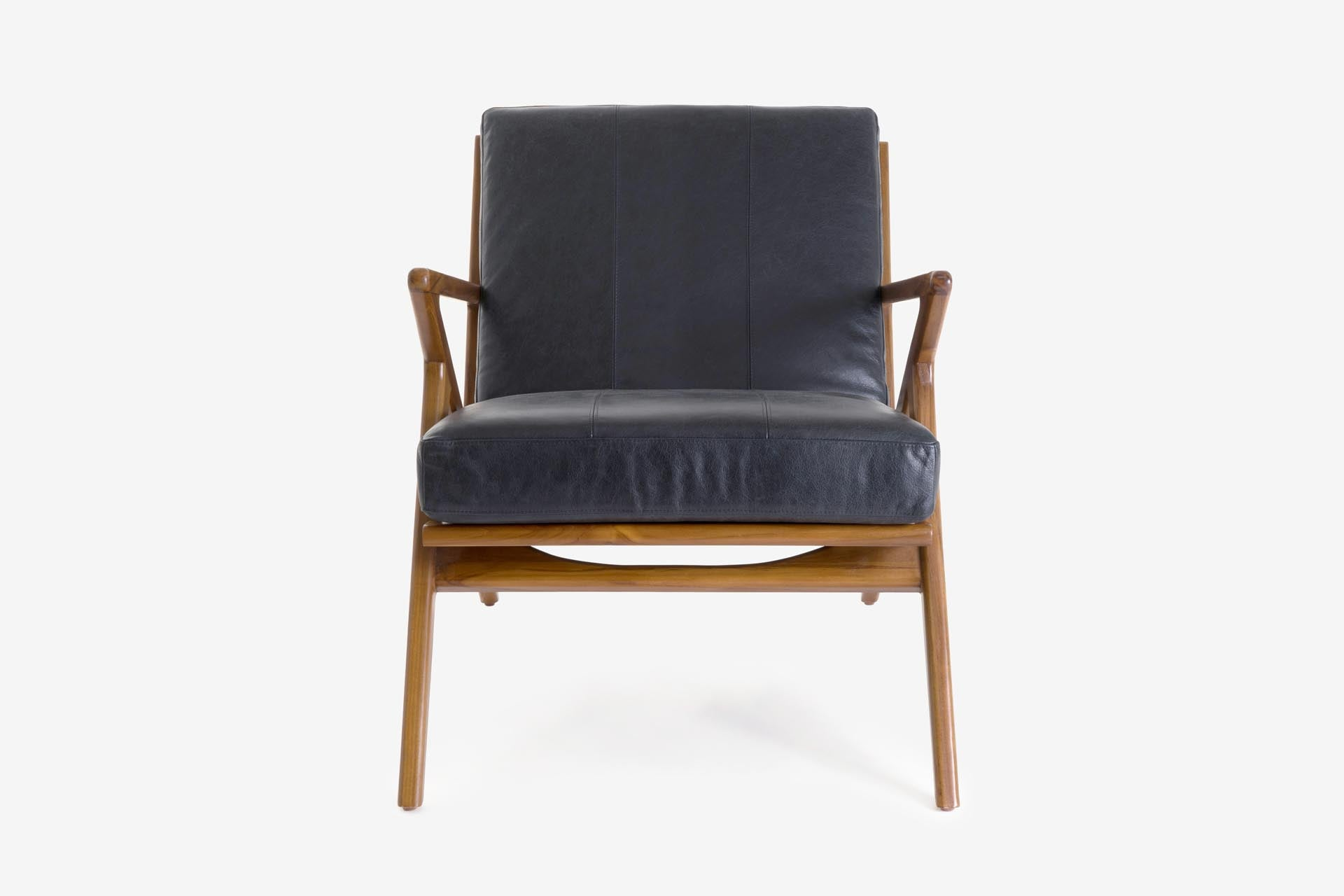 Fabulous Amager Lounge Chair Mahogany Stain Nordby Ocoug Best Dining Table And Chair Ideas Images Ocougorg