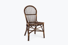 Load image into Gallery viewer, Manila Rattan Dining Side Chair