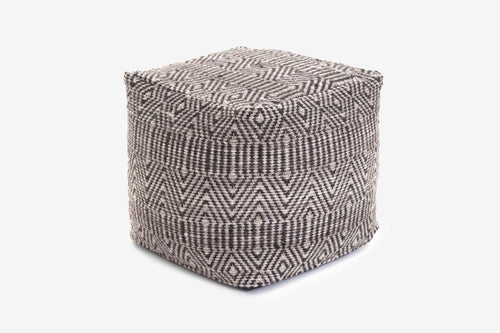 Estral Pouffe Black