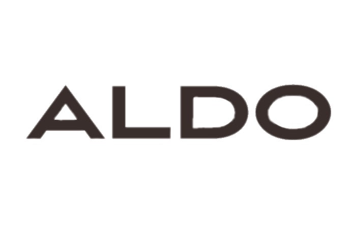 Free shipping label sponsored by Aldo