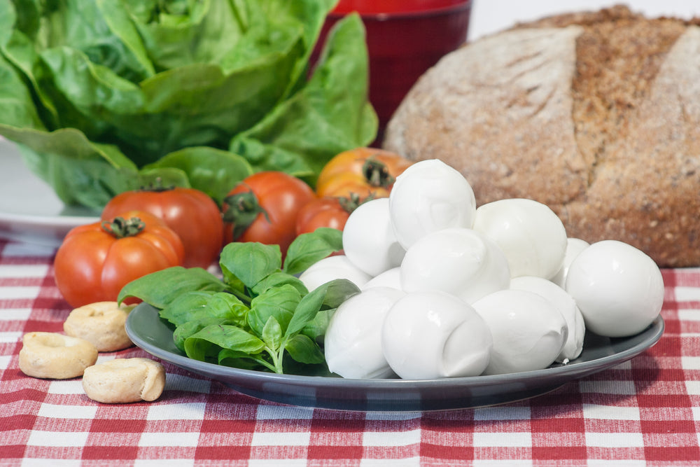 Bocconcini di bufala DOP - 250 gr (about 10 pieces)