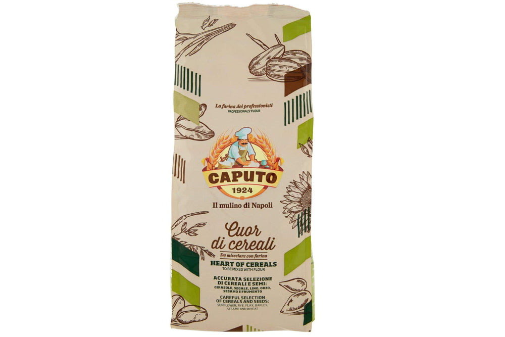 Cuor di Cereali / Heart of cereals - Mulino Caputo - 1 Kg