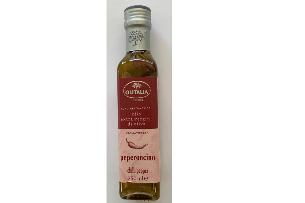 Chilli pepper Olive Oil - 250ml