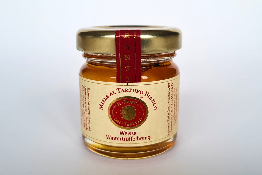 White truffle BIO honey - 40 gr
