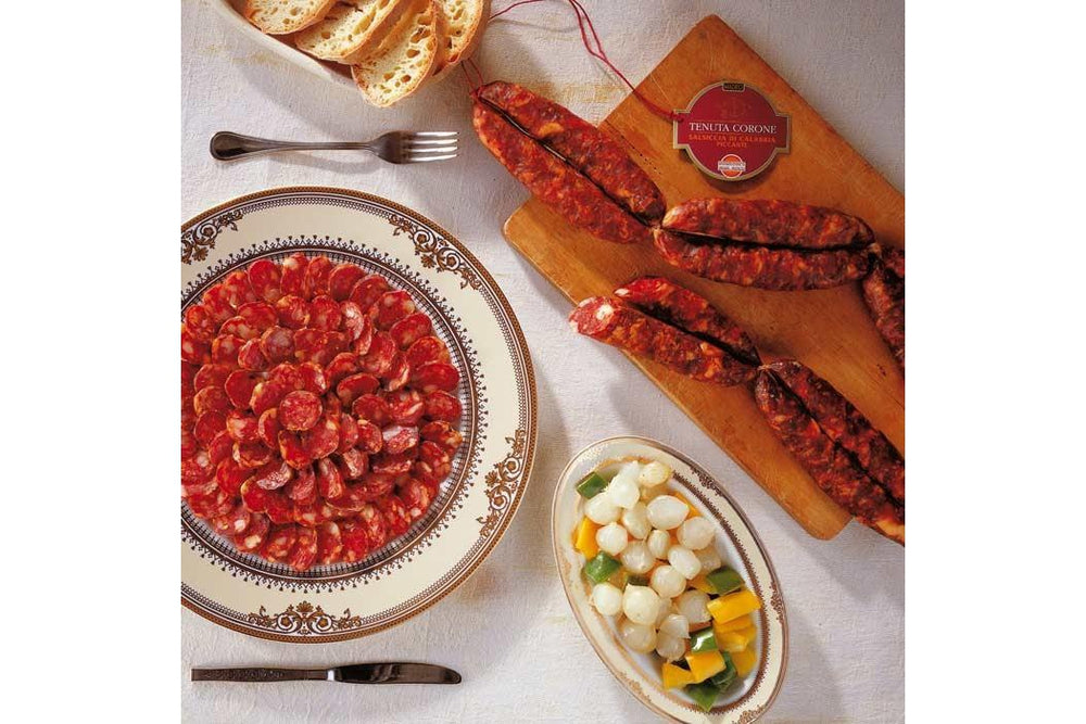 Spicy Salame
