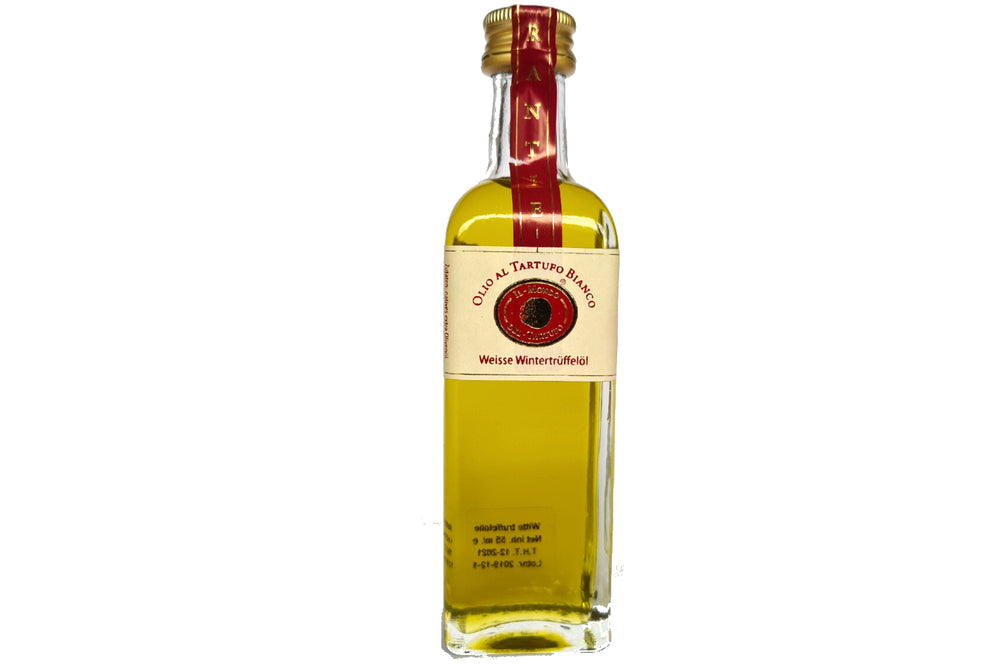 Extra virgin olive oil with white truffle - 55ml