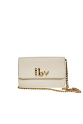 Gold Chain LBV Shoulder Bag