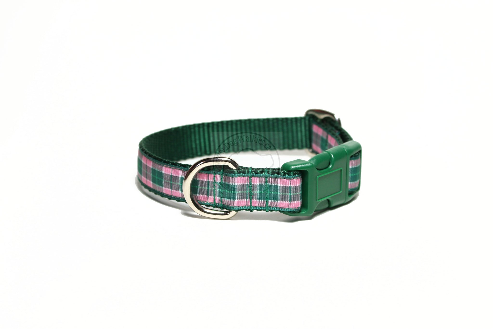 *NEW* MacDonald of Kingsburgh Clan tartan - dog collar