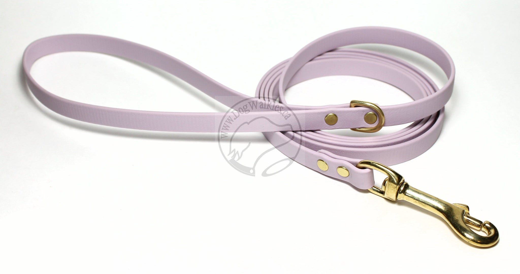 Pastel Purple Small Dog Leash