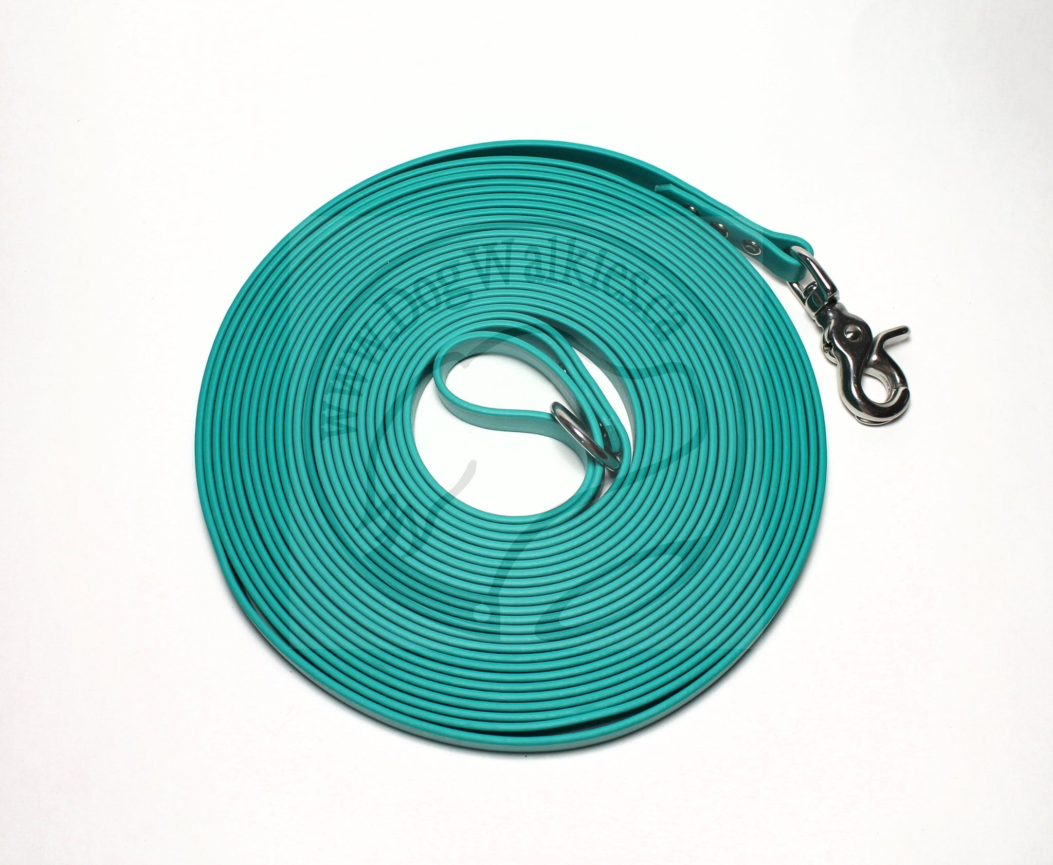 Teal Waterproof Tracking Recall Long Line