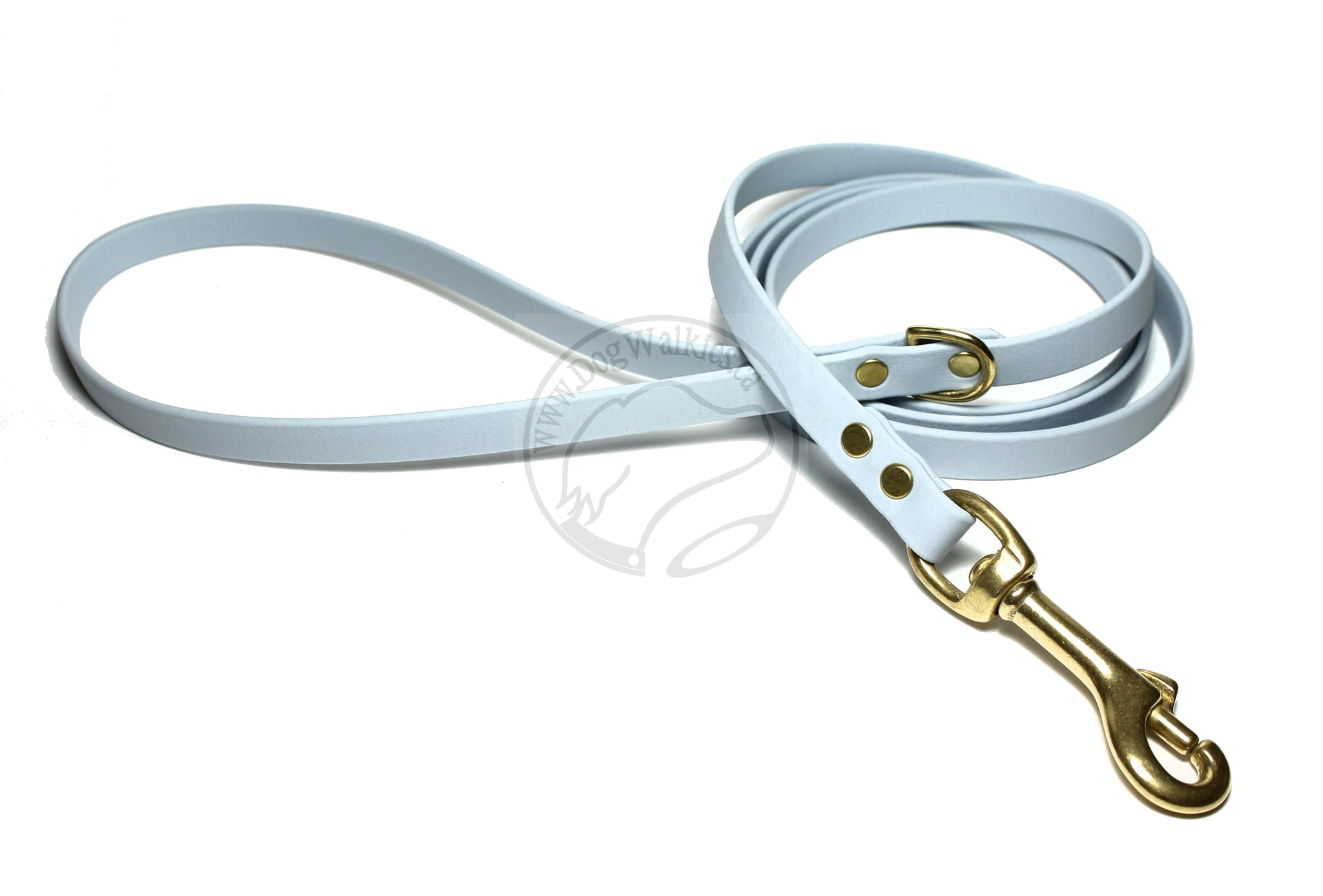 Pastel Blue Small Dog Leash