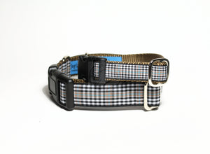 *NEW* Burns Clan tartan - dog collar