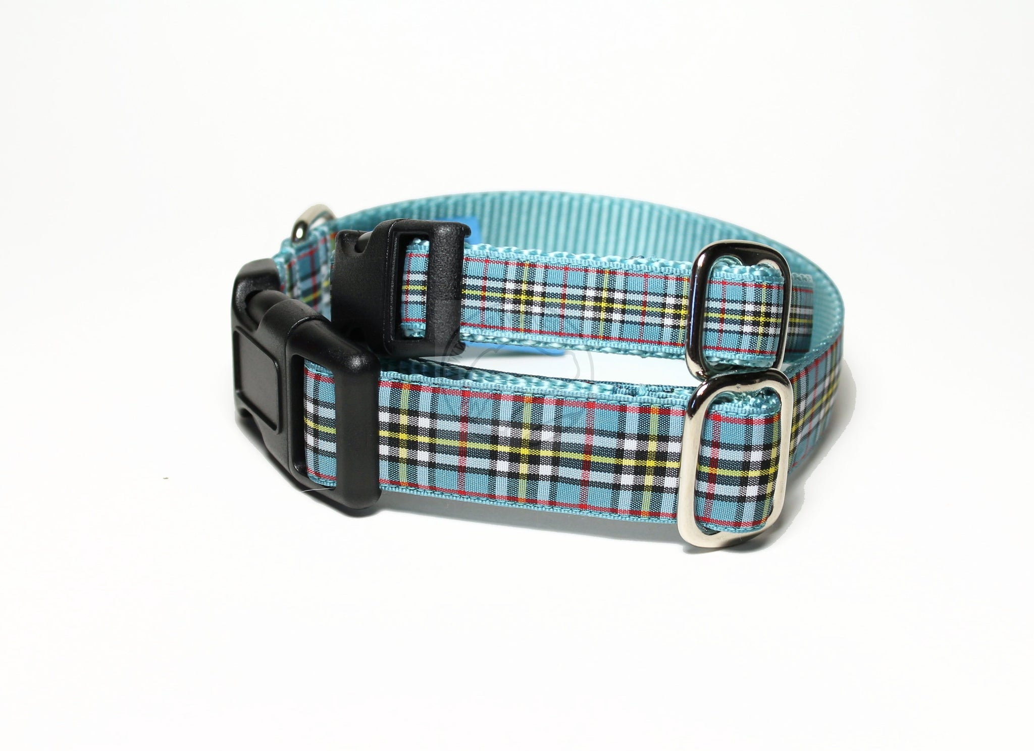 *NEW* Thompson Clan tartan - dog collar