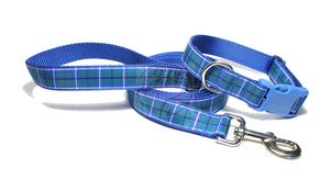 Ancient Douglas Clan Tartan Dog Leash
