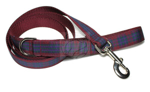 Pride of Scotland Autumn Tartan Dog Leash