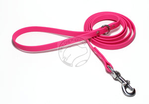 *NEW* Fuchsia Pink Biothane Dog Leash