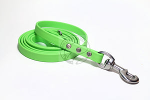 *NEW* Lime Green Biothane Dog Leash