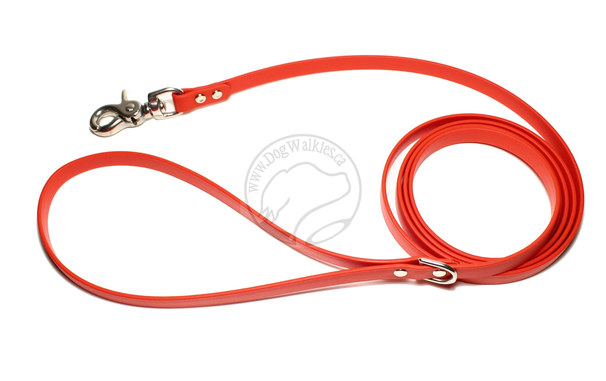 Poppy Red Small Dog Leash