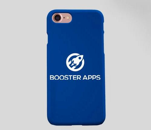 Booster Apps Iphone Case