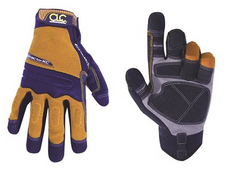 Custom LeatherCraft CLC Contractor XC X-Large High Dexterity Work Gloves