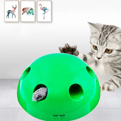 Pop & Play Pet Toy Ball POP N PLAY Cat Scratching Device Funny Traning Cat Toys For Cat Sharpen Claw Pet Supplies