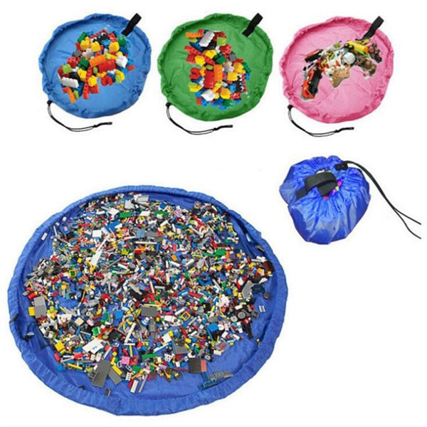 Easy Mat Toy Organizer Bag®