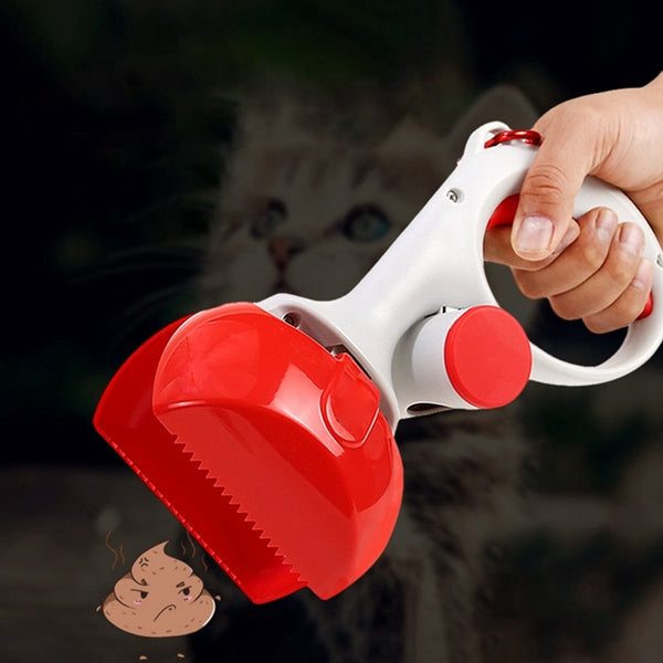 Portable Pet Dog Pooper Scooper