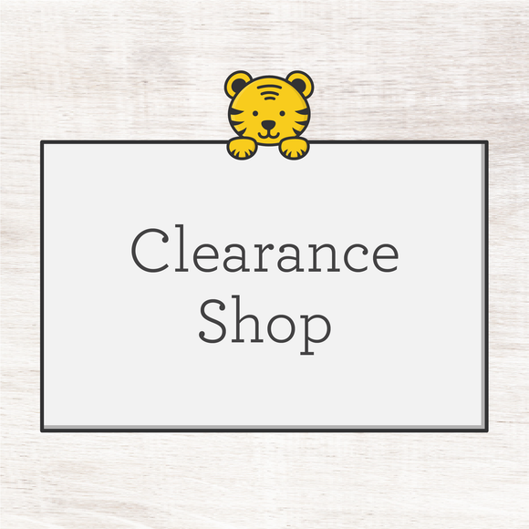 Clearance Shop