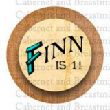 Huck Finn Printable Cupcake Topper or Table Confetti (instant download)