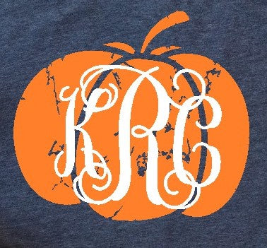 Flip-Flops and Pumpkins (Fall in the South) tee