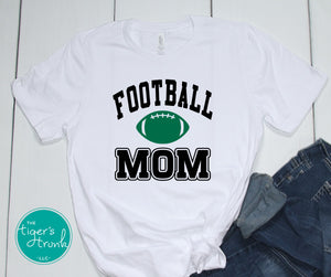 Leeds Football Mom tee