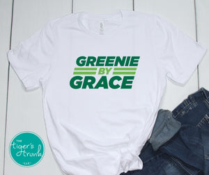 Greenie By Grace Leeds tee
