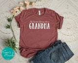 Greatest Blessings Grandmother tee