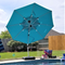 30 days Pre order# Replacement Rib for Round Cantilever Umbrella
