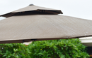 #20 days customize# Polyester Fabric for Square Cantilever Patio Umbrella