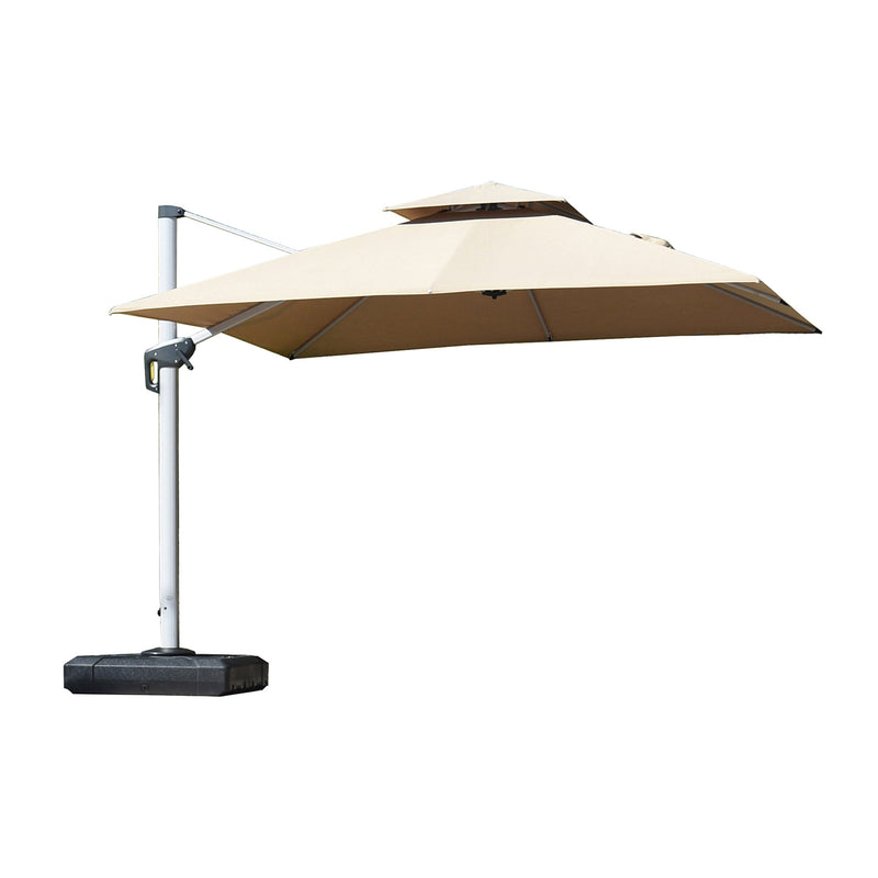 Square Cantilever Patio Umbrella