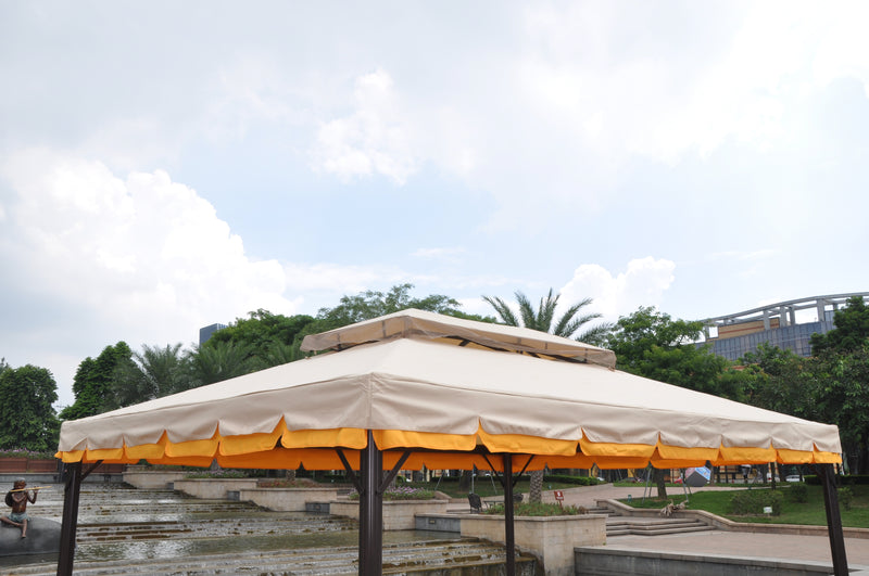 Polyester Fabric for Gazebo.