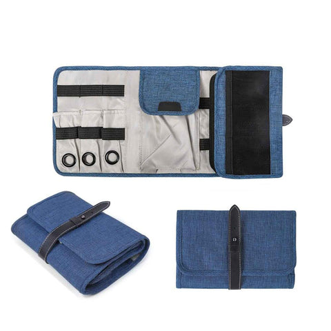 𝗧𝗿𝗮𝘃𝗲𝗹𝗳𝘂𝗻𝗻™ Travel Cable Organizer Portable.