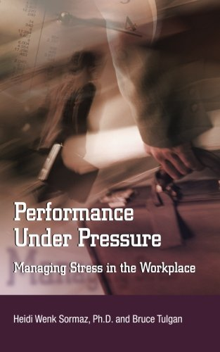 Performance Under Pressure (Manager'S Pocket Guide Series)