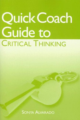 Quick Coach Guide For Chaffee/Mcmahon/Stout'S Critical Thinking, Thoughtful Writing: A Rhetoric With Readings
