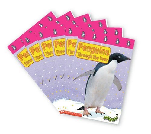 Penguins Through The Year (Super Science Readers)